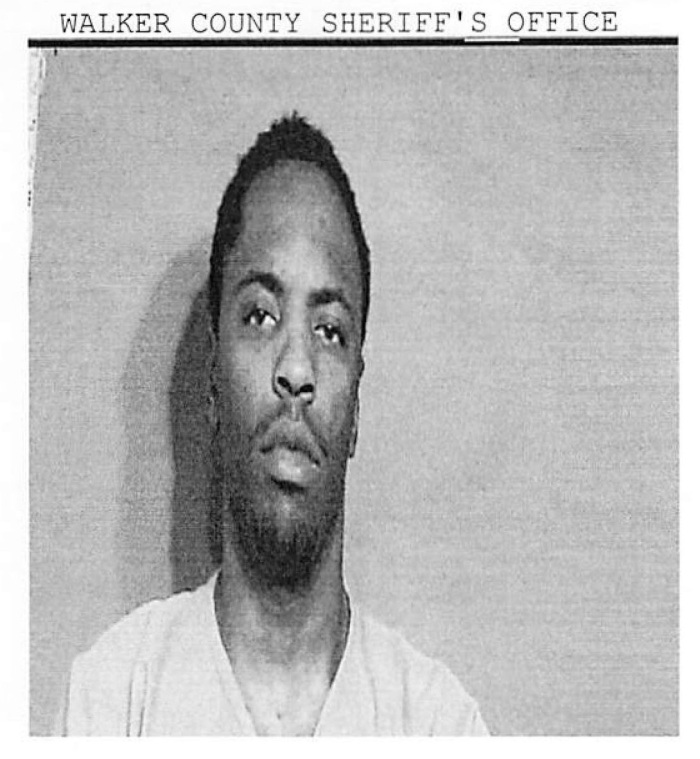 Photo of Trent Archie, escaped inmate from Walker County Jail